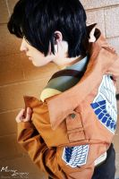 Eren Jaeger by Antiquity-Dreams
