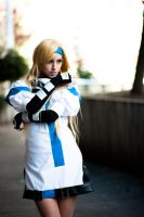 Guilty Gear- Millia Rage by shut-up-and-duel-me