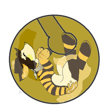 YCH Honey by Bootlegs