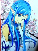 #15 fairy Asuna-sword art online 2 by Mitsoro