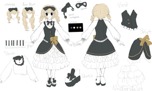 OLIVIA design reference by Luumies