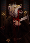 King of the North by Ajgiel
