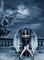 angel by Woolpix