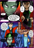 Self Discovery Chapter 3 Pg 4 by NotYourTherapist