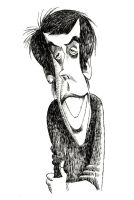 AHughman08 Caricature by aaronphilby