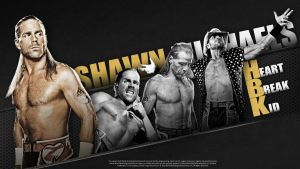 Shawn Michaels - Wallpaper by findmyart