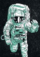 Astronaut by theeodore