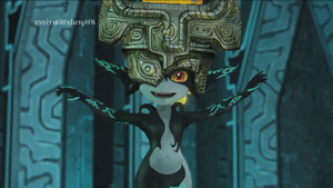 Midna  4 - Hyrule Warriors (mirror efect) by Midna0Kildea