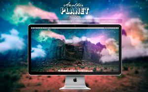 Another Planet Wallpaper by Martz90