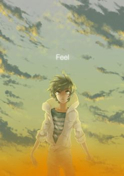Feel.... by Poppycage