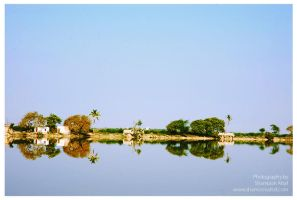 reflection by shamoonaltaf