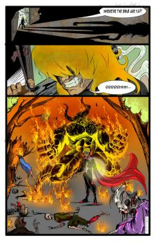 Heroes Alliance 9 Act 2 Page 11 by cdmalcolm