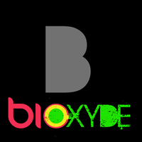 Bioxyde's logo - The official by bioxyde