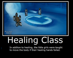 Avatar-Healing Class by MasterOf4Elements