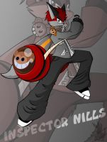 Inspector Nills by Duaxer