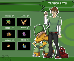 Trainer Lath Reference by BrainDeadMareep