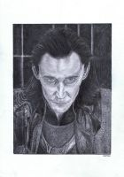 Loki by EmbryonicPith