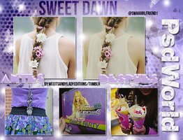 Psd Coloring Sweet Dawn by PSDWorld2-0