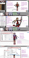 *Updated!* MMD to Vidro Tutorial by YourFaceLooksFunny