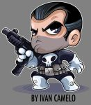 Punisher by vancamelot