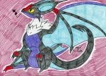 Adorable Noivern by FlygonPirate