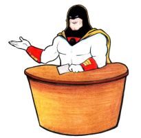1.- Space Ghost by tavini1