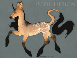 Fawnlings June 2016 Pool #17 by TigressDesign