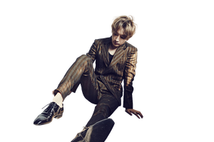 Super Junior D n E The Beat goes on EunHyuk png by hyukhee05