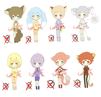 *CLOSED* Point Adopts - Cute Boys by Hina-Mi