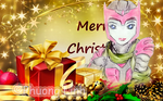 Christmas Card (Fusion) by Phuong-Linh