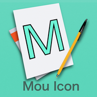Mou.app Icon by wataruhash