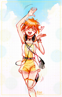 LL! - A Sunny Smile For You by DesignsBySloan