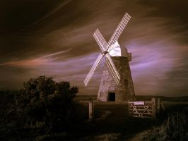 The Windmill.. by SottoPK