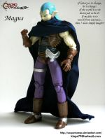 Magus Custom Figure by Sooperkreep