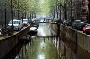 Spring in Amsterdam by gunter0705