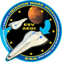 Mission to Mars patch by BERmaestro