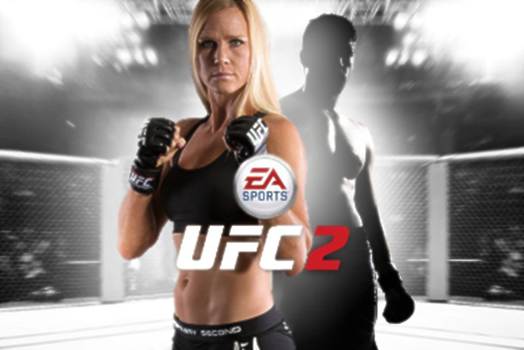 EA Sports UFC 2 (Revised Edition) by Cobra-Blade