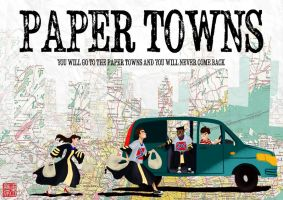 Paper Towns Poster by TheAmateurAesthete