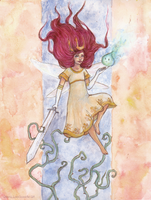 Child of Light by carouselclover