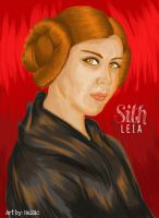 Sith Leia by Helsic