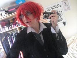 Young! Grell 3 by Meeleb2