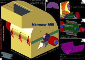 Hammer Mill by amidworld