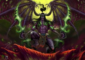 Illidan Stromrage by Copper-Mouflon