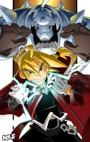 De' Elric Brotha's by herms85