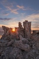 Tufa Sunrise by rctfan2