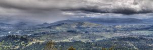 Spencers Butte by kdiff3