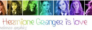 Hermione Granger is love by etherealemzo