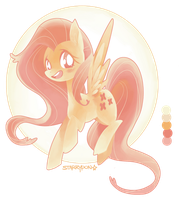 Fluttershy by starrypon