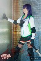 Saeko by rainyrainbows