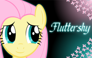 Fluttershy Wallpaper by DemoMare